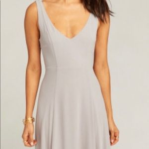 Show me your mumu Jenn dress
